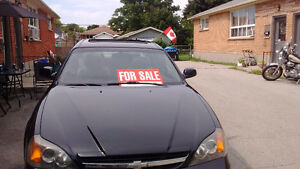 2004 Chevrolet Epica saftied and etested 2500$ obo London Ontario image 4
