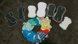 Lil Helper OS cloth diapers