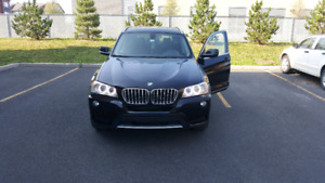 BMW X3 2013 full equiped