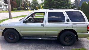 2003 Nissan Pathfinder CHILKOOT. AS IS
