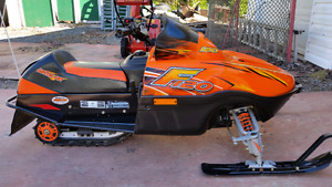 2005 Arctic Cat F 120.