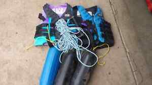 PFDS/BUMPERS /SKI ROPE