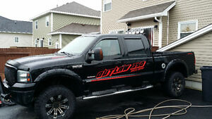 Ford F 350 outlaw