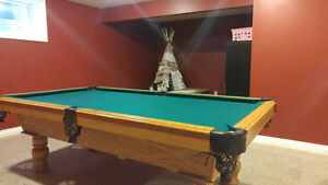 Stan The Man - Professional Pool Tables Installer. Edmonton Edmonton Area image 8