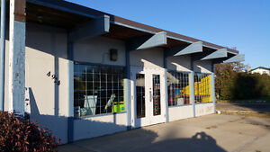 Innisfail Office and Retail Space for Rent