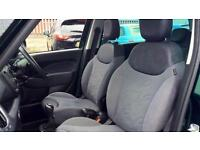 2014 Fiat 500L 1.3 Multijet 85 Lounge 5dr Dua Automatic Diesel Estate