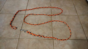 Hand Made Paracord Dog Leash - Comes with Free Puppy!
