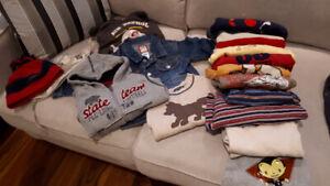CHILDREN'S PLACE, OLD NAVY, OSHKOSH CLOTHES 18 M BABY