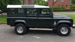 Land Rover Defender 110 TD5 2000