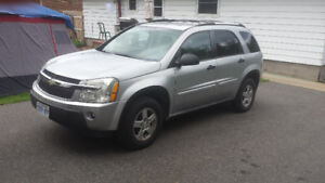 Chevy Equinox 2005 for sale or trade for pick up truck