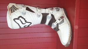 Bottes de Motocross Fox pour Homme