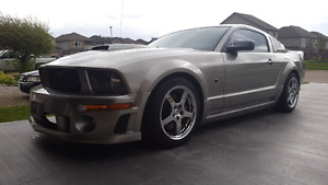 2008 ford mustang GT roush stage 2