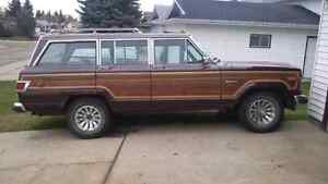 83 Jeep Wagoneer Limited for Sale