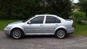 2003 Volkswagen Jetta Wolfsburg Sedan