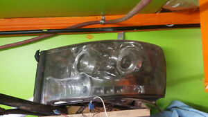 07-09 dodge ram 2500 3500 head lights Edmonton Edmonton Area image 2