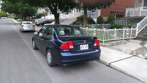 2004 Honda Civic Berline Si