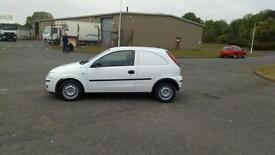 Vauxhall Corsavan 1.3CDTi 16v LOW MILES 62K
