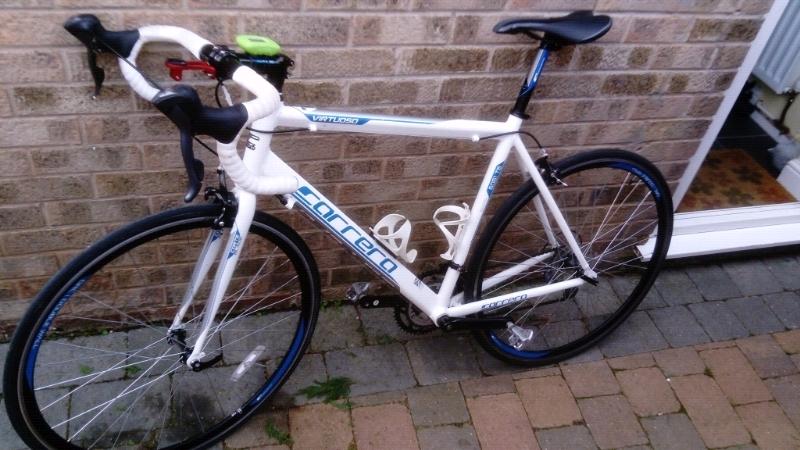Carrera virtuoso Road bike  | in Ilkeston, Derbyshire | Gumtree