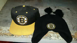 Boston Bruins Hat and Winter Toque