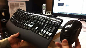 Microsoft Wireless Keyboard and Mouse Combo $50 or best offer!