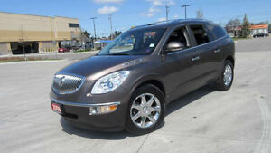 2008 Buick Enclave  DVD ,Leather,Glass roof, 3/Y warranty availa