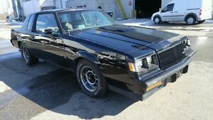 1987 Buick Grand National Coupe (2 door)