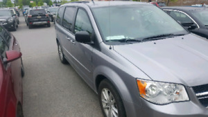 2015 Dodge Caravan SXT Plus DVD sliding door