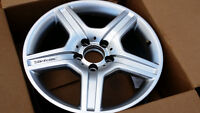 """17"""" Alloy for ALL Mercedes Benz, 5x112 mint condition like new."""