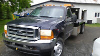 ford f450 towing 4x4