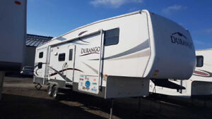 RV Auction Ends May 30th - 20+ Late Model Units