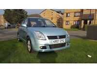 2007 Suzuki Swift 1.5 Hatchback Manual px welcome £875