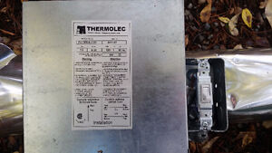 Thermolec Electric Duct Heater