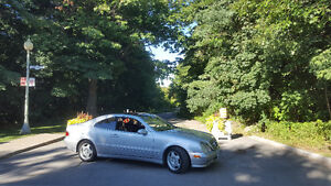 2002 Mercedes CLK320 A1 mech,super clean $3500 obo.