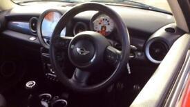 2012 Mini Cooper 2.0 Cooper S D 3dr Manual Diesel Hatchback