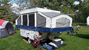 Tent trailer, hardtop, camping trailer Kitchener / Waterloo Kitchener Area image 5