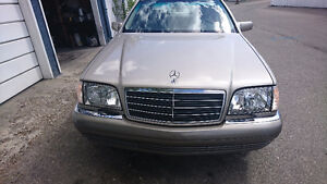 1995 Mercedes-Benz S-Class 4.2L Sedan