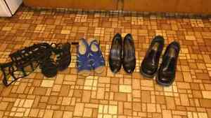 Four pairs of cute shoes Regina Regina Area image 1