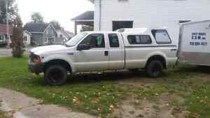 Ford F-350 2001