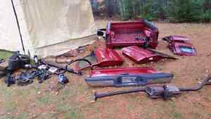 2001 ford ranger 4x4 parts! Need gone!