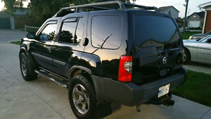MAKE OFFER 2003 NISSAN XTERRA SE 4X4