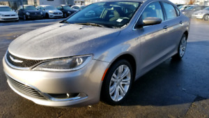 2015 CHRYSLER 200 LIMITED LOW KM!!!