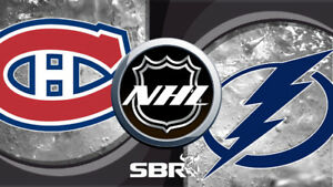 Tampa Bay Lightning vs Montreal Canadiens 3 November