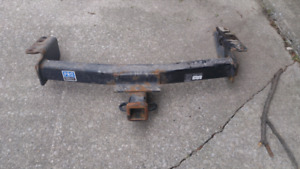 2 inch trailer receiver, after market