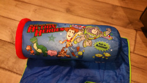 Toy Story indoor sleeping bag