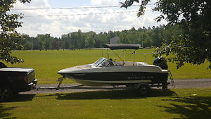 2013 Bayliner 170 with Mercury 90hp 4 stroke