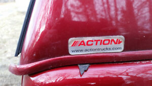 """ACTION TRUCK CAP FOR 1/4 TON TRUCK 67.5""""LONG 61""""WIDE"""