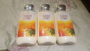 Bath & Body Works Country Chic Body Lotion