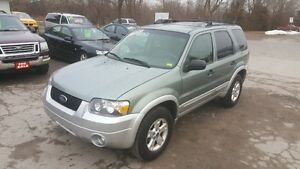 2007 Ford Escape XLT *** LOADED SUV *** CERT $5995