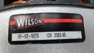 Ford Wilson Alternator NEW $100. Fits many ford models, Prince George British Columbia image 5
