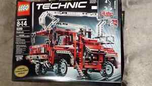 Lego Technic #8289 Fire Truck HTF  and many more variaties